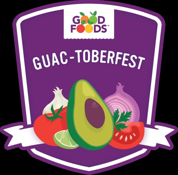 Guactoberfest Logo